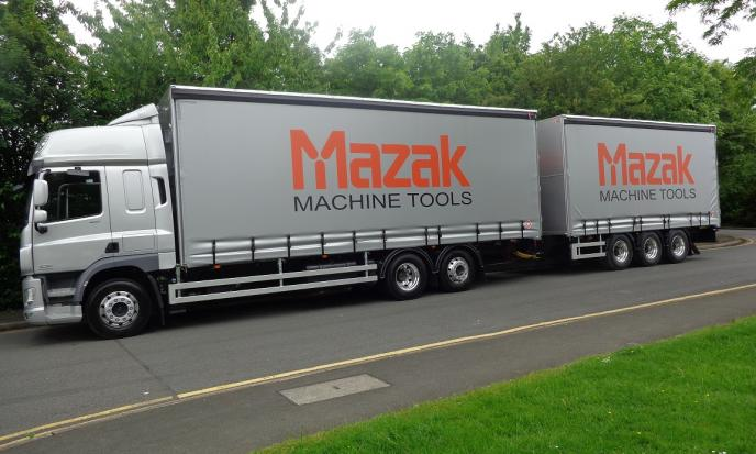 Mazak Machine Tools 1